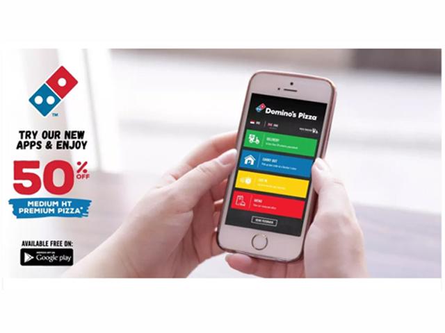 Download Aplikasi Domino S Pizza Dapat Diskon 50 Gadgetsquad Id