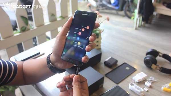 Review Samsung Galaxy Note FE(Fan Edition): Reinkarnasi Hp Flagship