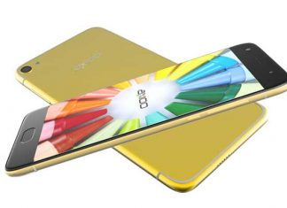 Axioo M6, HP Android dengan Selfie Flashlight