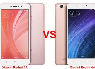 Xiaomi Redmi 5A vs Redmi 4A, Apa Bedanya?