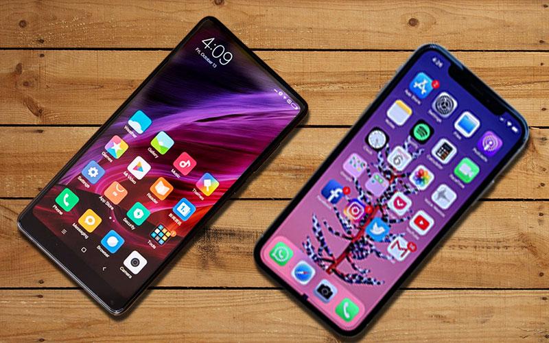 Ini Kelebihan Xiaomi Mi Mix 2 Yang Mampu Saingi iPhone X