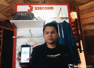 Baju 3second