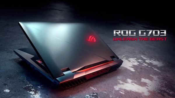laptop gaming terbaru ROG G703