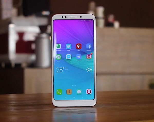 Review Xiaomi Redmi 5 Plus