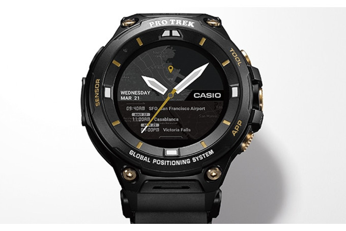smartwatch Casio