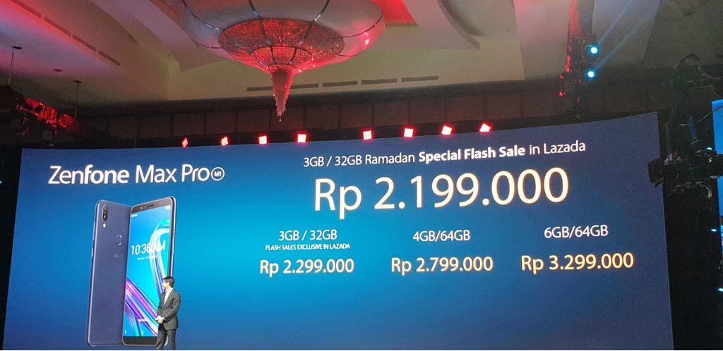 harga Asus zenfone max pro m1 (1)