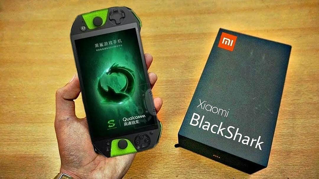 hp gaming xiaomi blackshark