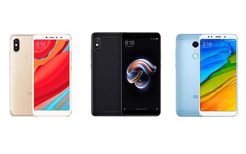 Bedanya Xiaomi Redmi S2, Redmi 5 Plus dan Note 5