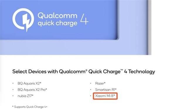 Fakta menarik Xiaomi Mi 8