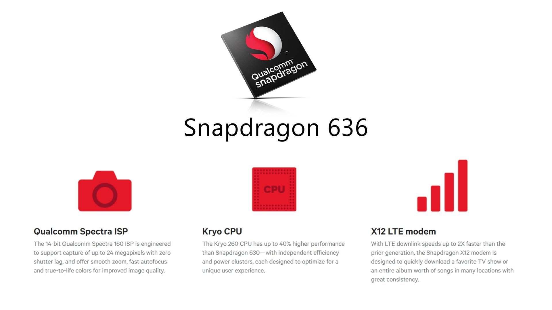 Kelebihan Snapdragon 636 2