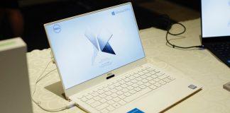 laptop dell xps 13 terbaru