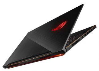 laptop gaming tipis - ASUS ROG Zephyrus M GM501