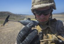 Black Hornet, drone terkecil didunia 2