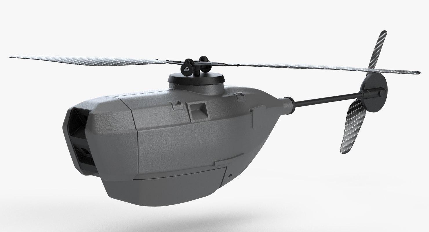 Black Hornet, drone terkecil didunia