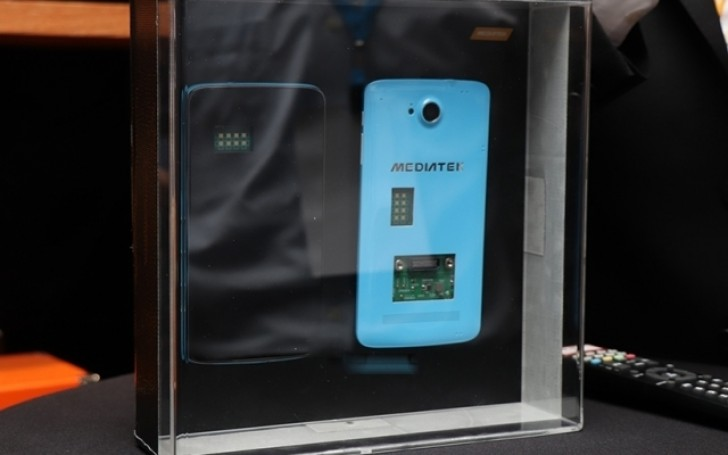 Hp 5g Pertama Siap Rilis Dengan Chipset Mediatek Helio M70 Di 2019