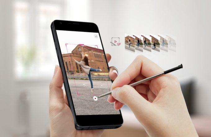 Tantang Galaxy Note 4, LG Rilis Stylo 4 5