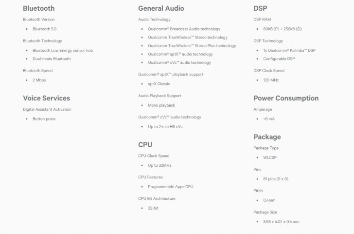 spesifikasi Headset bluetooth Oppo O-free wireless