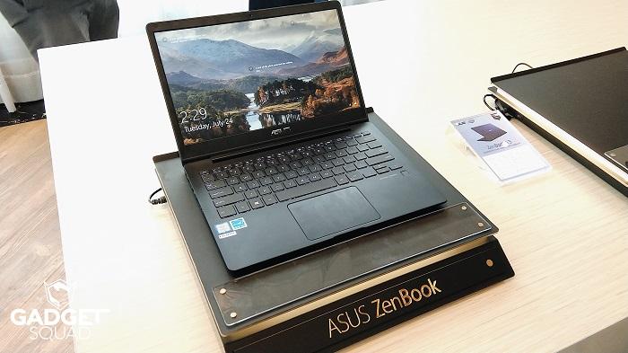 Asus Zenbook 13 Ux331ual Laptop Tahan Banting Berbodi Ringan