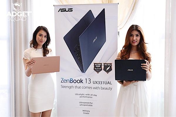 Laptop Asus ZenBook 13 UX331UAL dan UX331UN, Apa Bedanya?