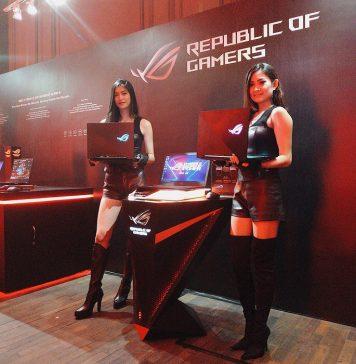 2 Laptop Generasi Terbaru ASUS ROG Strix GL504, Bazel Tipis dan Bertenaga (2)