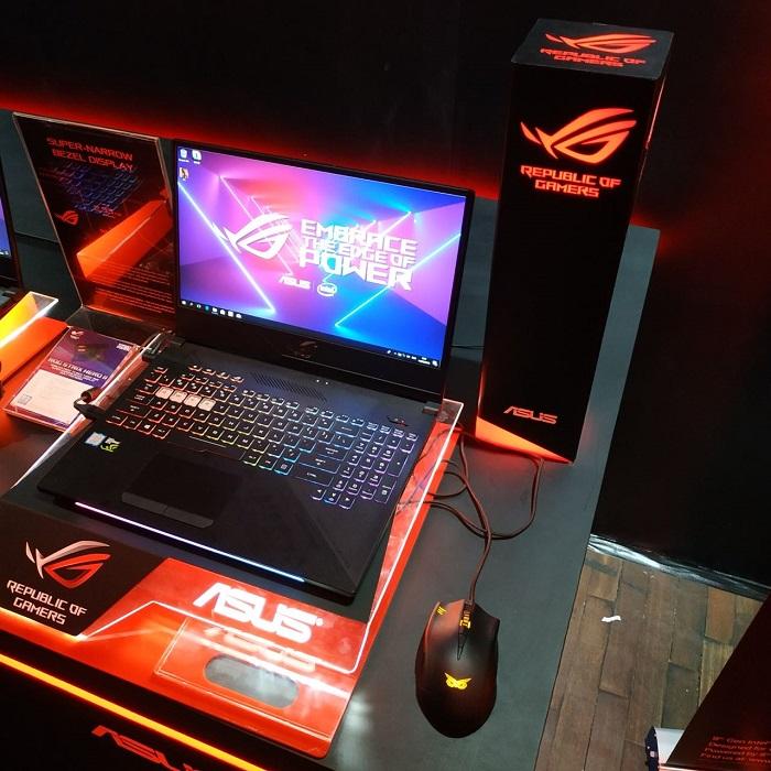 2 Laptop Generasi Terbaru ASUS ROG Strix GL504, Bazel Tipis dan Bertenaga (1)