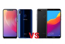 Infinix Hot S3X vs Honor 7A, Bagus Mana