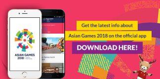 Perolehan Medali Asian Games 2018