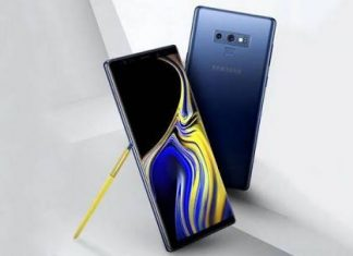 Hp samsung galaxy note 9