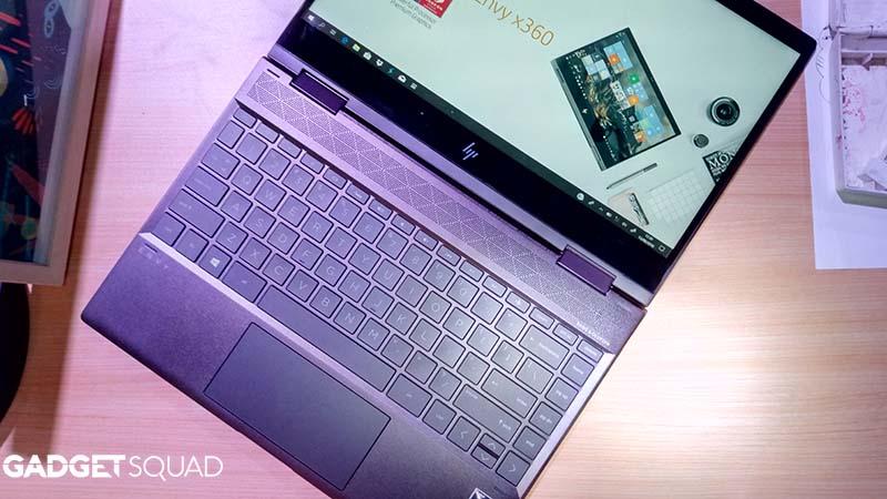 laptop hp envy x360 13