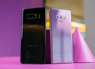 samsung galaxy note 9 vs note 8, apa bedanya 2
