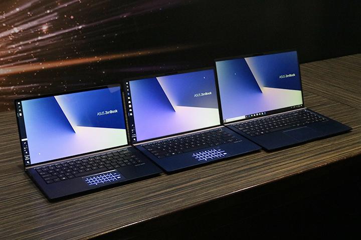 5 Laptop Terbaik dengan Teknologi Terbaru, Asus ZenBook 13, 14 dan 15, YugaTech