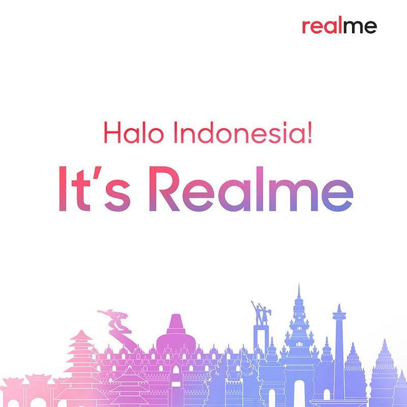 Hello It's Realme