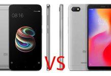 Xiaomi Redmi 6A vs Redmi 5A, Apa Bedanya?