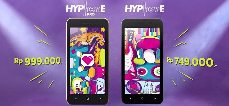 Hp AXIS Hyphone dan Hyphone Pro