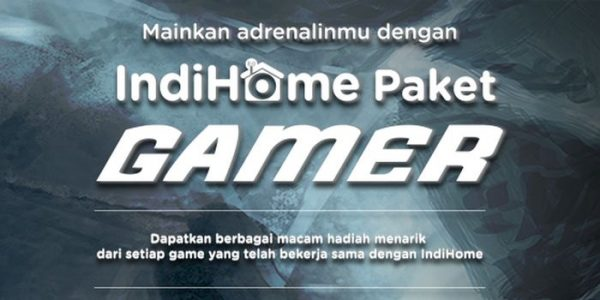 Paket Gamer IndiHome, Paket Internet Khusus Untuk Main Game Online ...