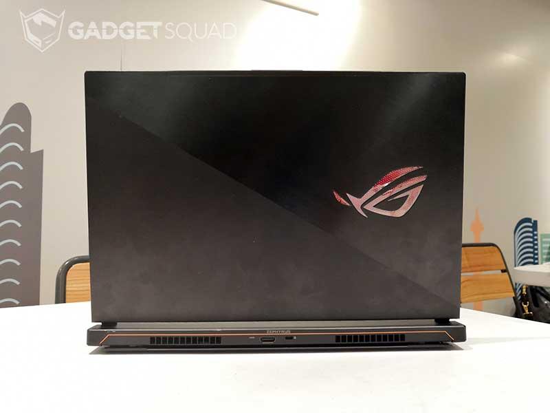 ASUS TUF Gaming FX505 dan ASUS ROG Zephyrus S GX531