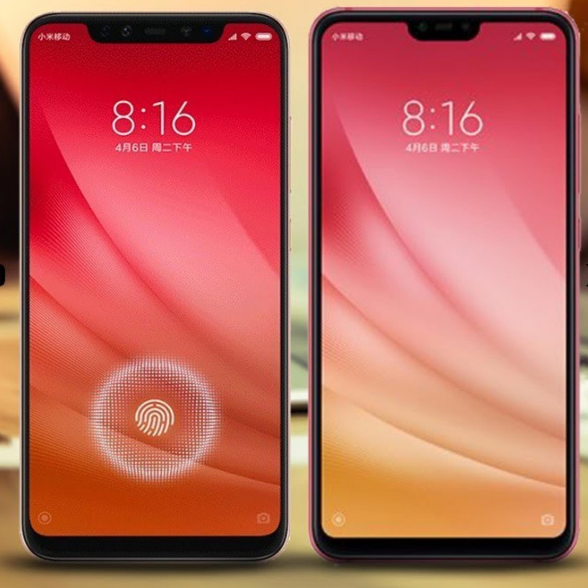 Xiaomi MI 8 Pro dan Xiaomi MI 8 Lite