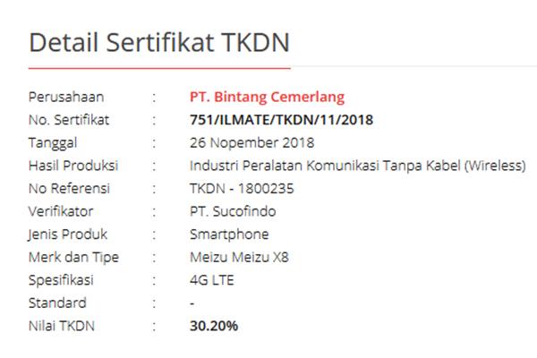Meizu X8 Bakal Jadi Hp Snapdragon 710 Pertama di Indonesia