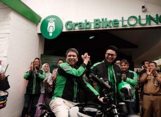 GrabBike Lounge
