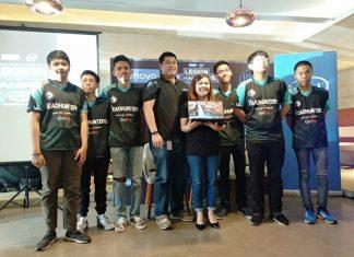Lenovo Indonesia Kirim Tim Headhunters ke Grand Final Legion of Champions Series III (LoC III)