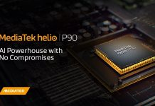 Prosesor MediaTek Helio P90
