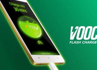 cara kerja fast charging VOOC buatan OPPO