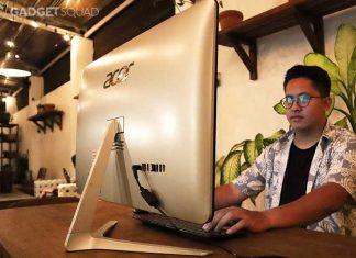 Review Acer Aspire U27: PC All In One, Performa Menawan