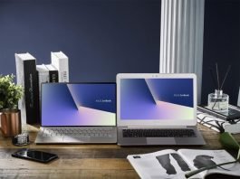 Asus Luncurkan Laptop Terbaru Lebih Kecil dari MacBook Air