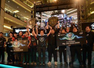 Dua Tim Esport Ini Jadi Wakil Indonesia Grand Final Asia Pacific Predator League 2019 Bangkok (3)