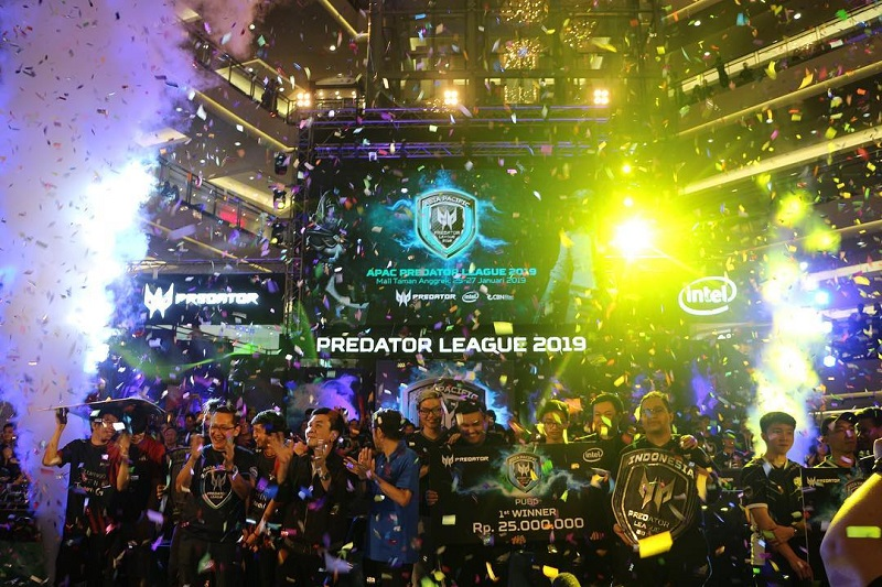 Dua Tim Esport Ini Jadi Wakil Indonesia Grand Final Asia Pacific Predator League 2019 Bangkok (3)