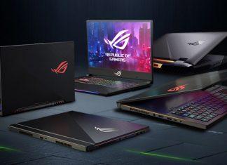 laptop gaming terbaru 2019