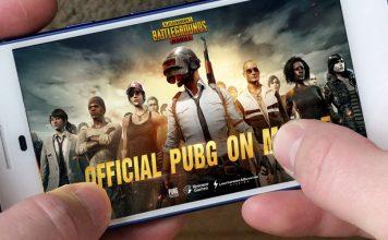 main game PUBG