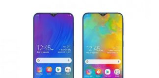 spesifikasi Samsung Galaxy M10 dan M20