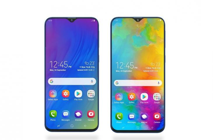 Resmi Ini Kelebihan Harga Dan Spesifikasi Samsung Galaxy M10 Dan M20 Gadgetsquad Id